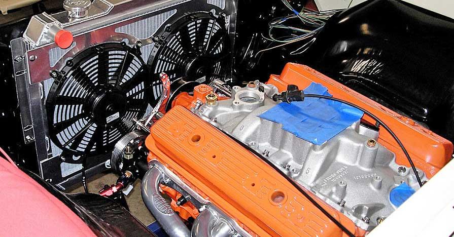 موتور احتراق داخلی | رادیاتور
