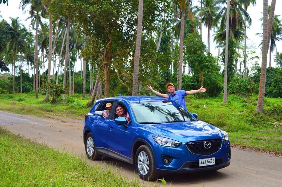 رانندگی در کشور فیلیپین