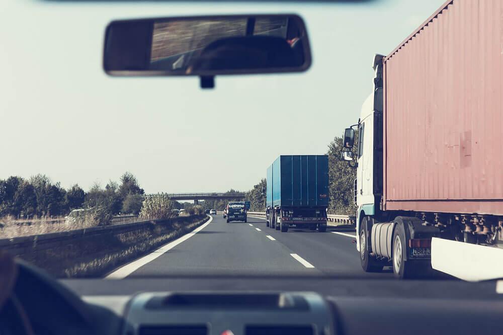 رانندگی در جاده های گرجستان