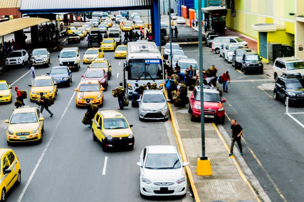 رانندگی در راه های پاناما