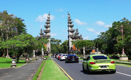 رانندگی در کشور اندونزی