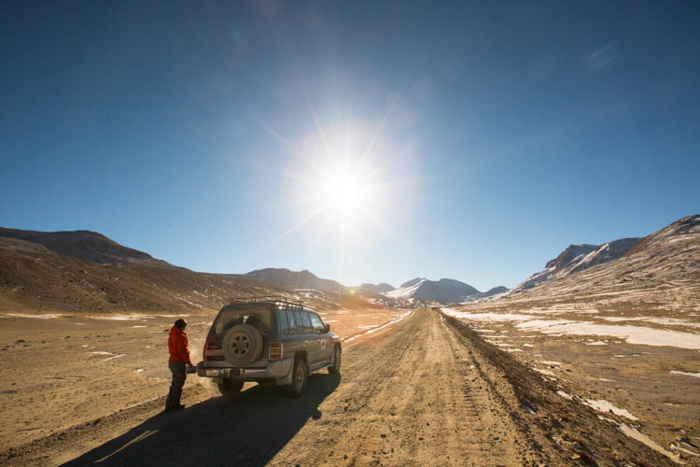 رانندگی در تاجیکستان