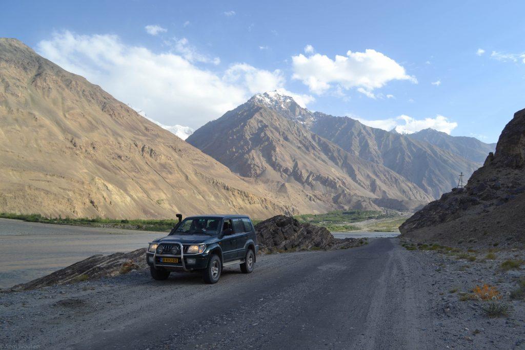 رانندگی در کشور تاجیکستان