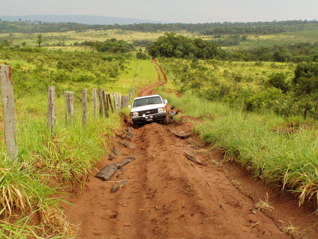 رانندگی در کشور پاراگوئه
