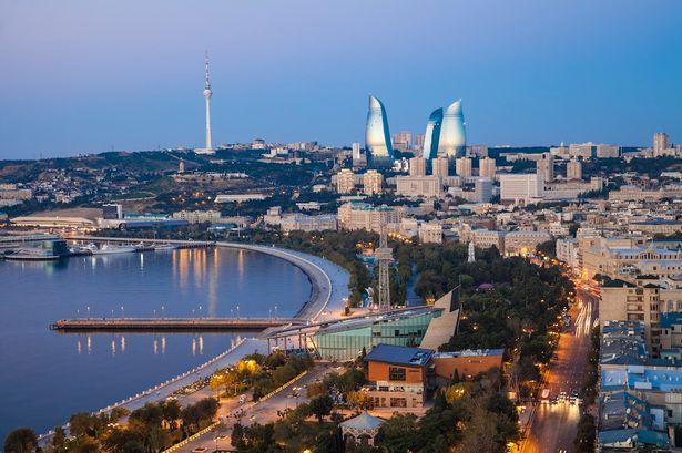 وسایل عمومی شهر باکو