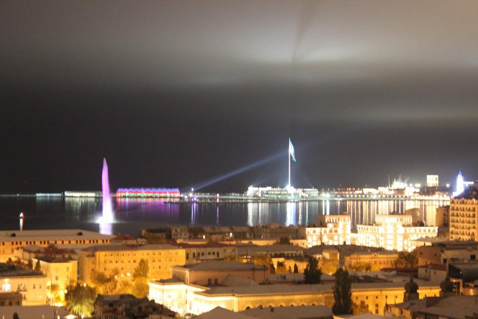 رانندگی در باکو
