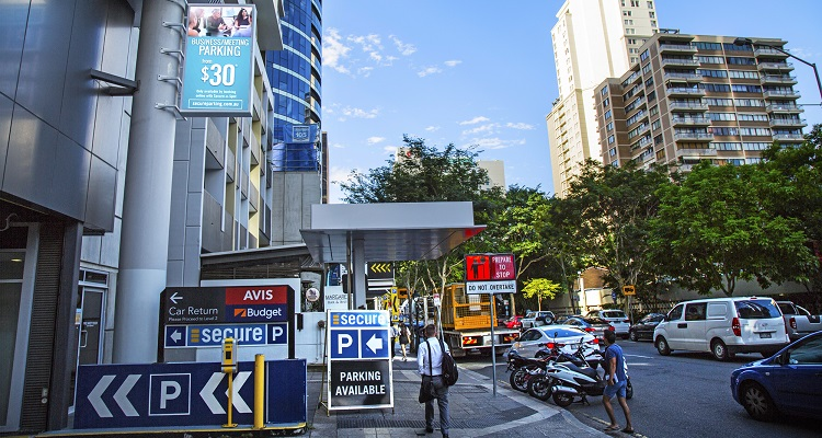 قوانین رانندگی در سیدنی