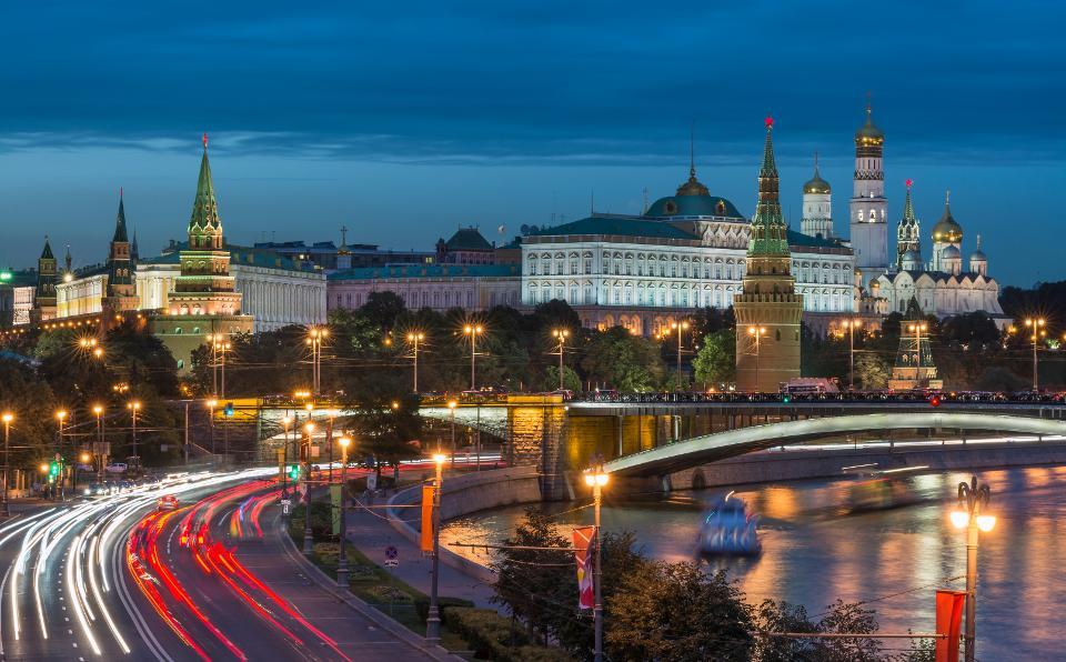 رانندگی در مسکو
